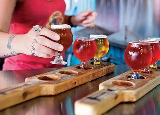 Palcem w mapę: Piwo