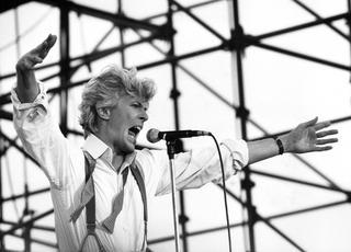 Pięć lat Bowiego