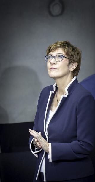 Następczyni Merkel