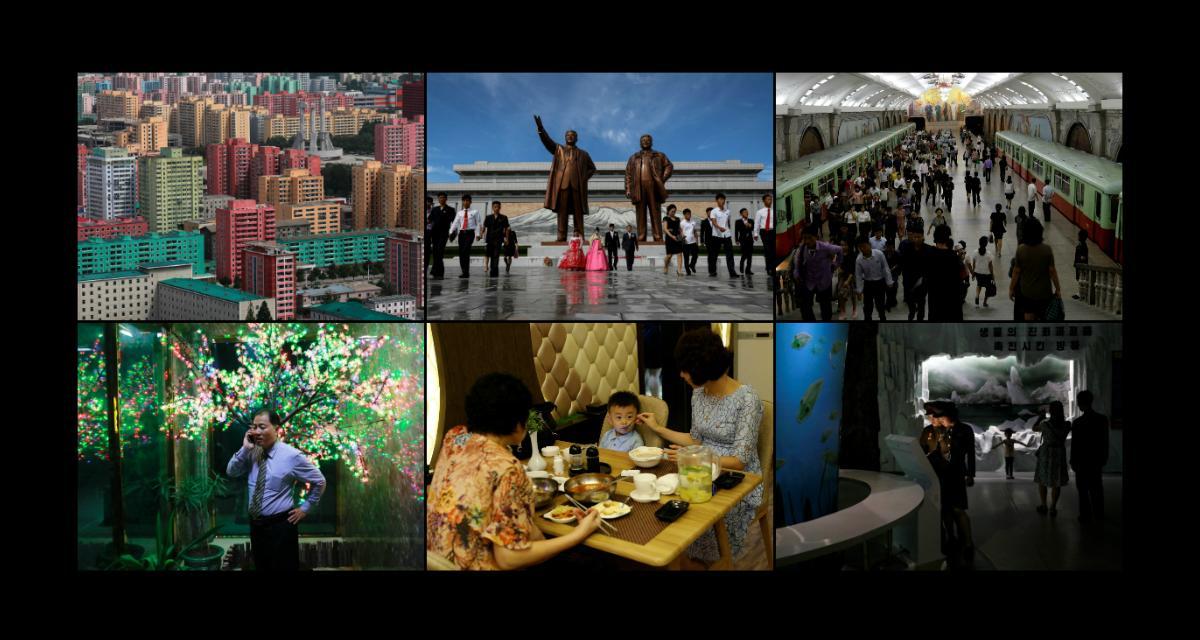 Życie codzienne w Korei Północnej