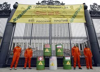 Radioaktywna Rosja