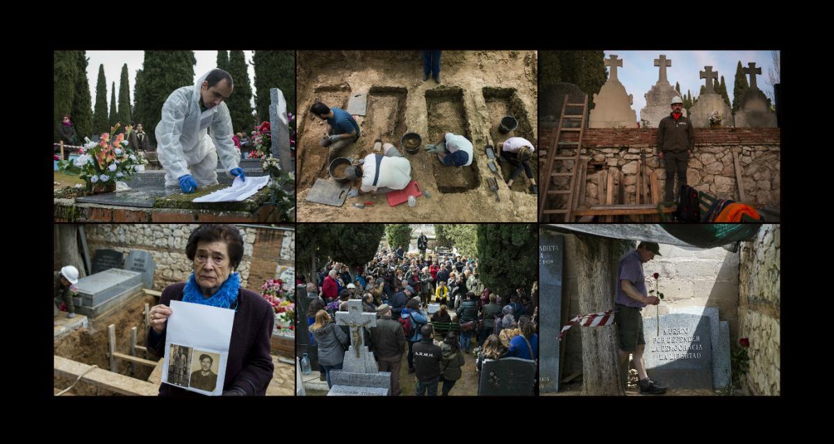 Zapomniane ofiary reżimu gen. Franco