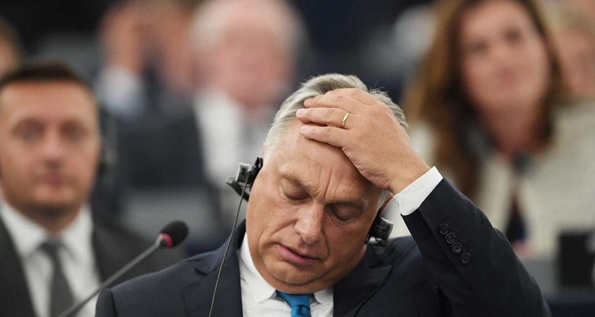 Ostatni taniec Orbána