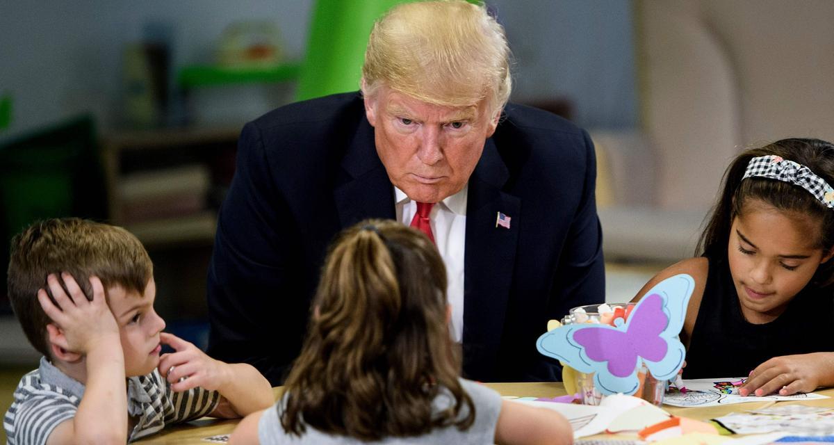 Ameryka nie wierzy Trumpowi