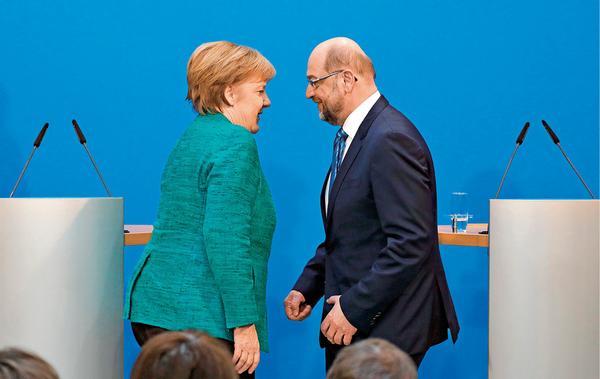 Koalicja Niemcy