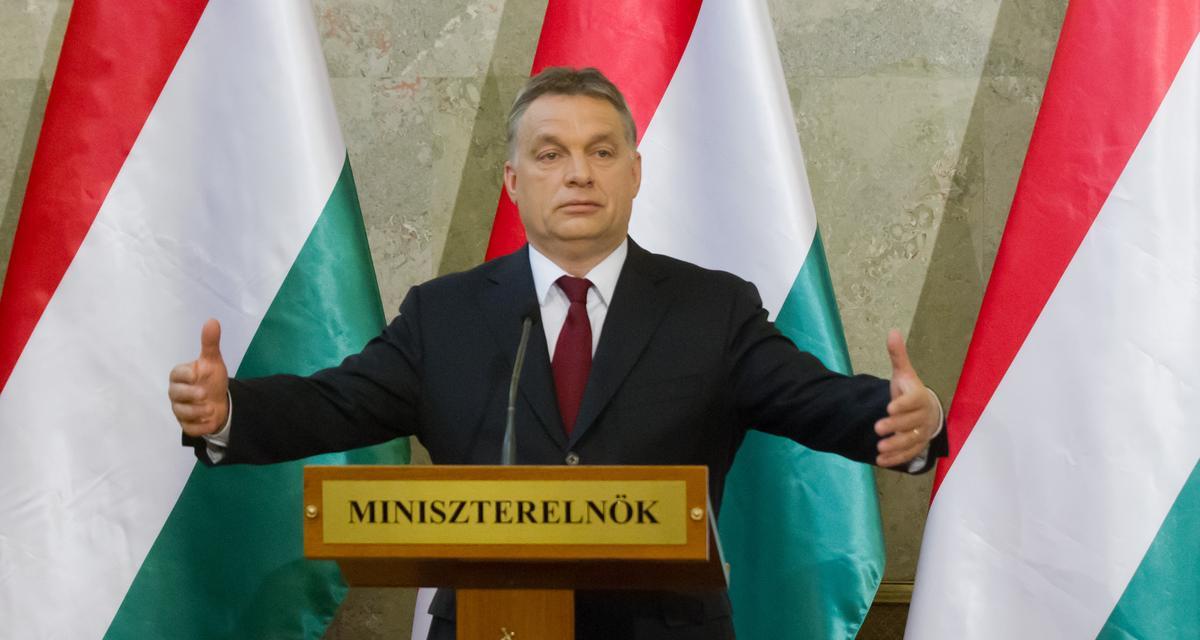 Dał nam przykład Victor Orbán
