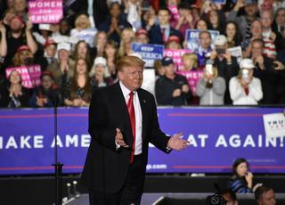 W obronie Trumpa