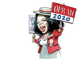 Oprah naprezydenta