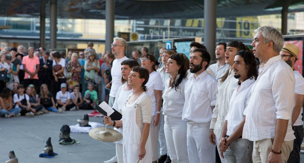 festiwal w Grazu