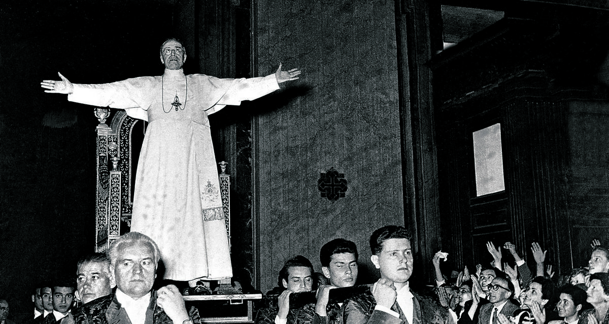 Wojenne sekrety Watykanu