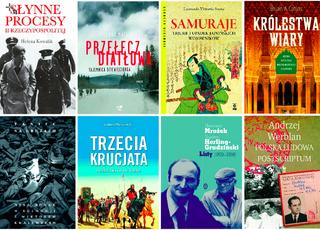 Książki historyczne na wiosnę