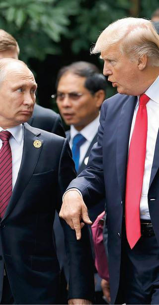 W sieci Kremla