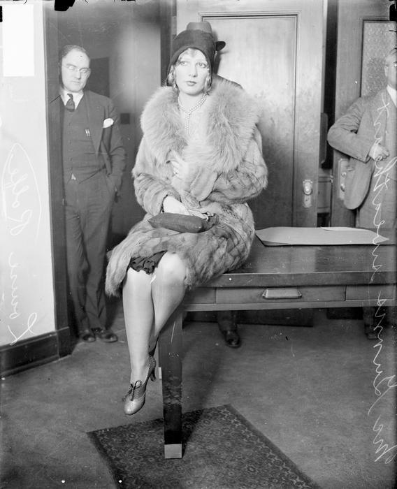 Louise Rolfe, McGurn's Sweetheart