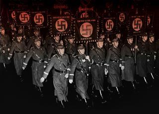 Kto pomógł nazistom