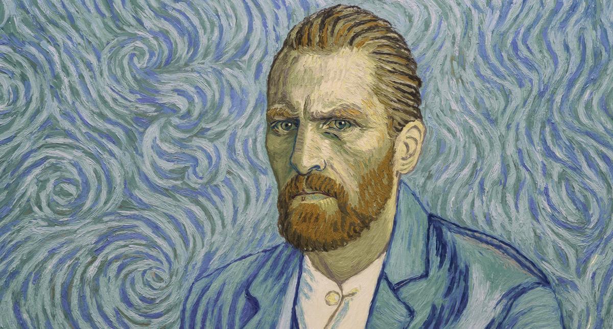 "Kadr z filmu ""Mój Vincent"""