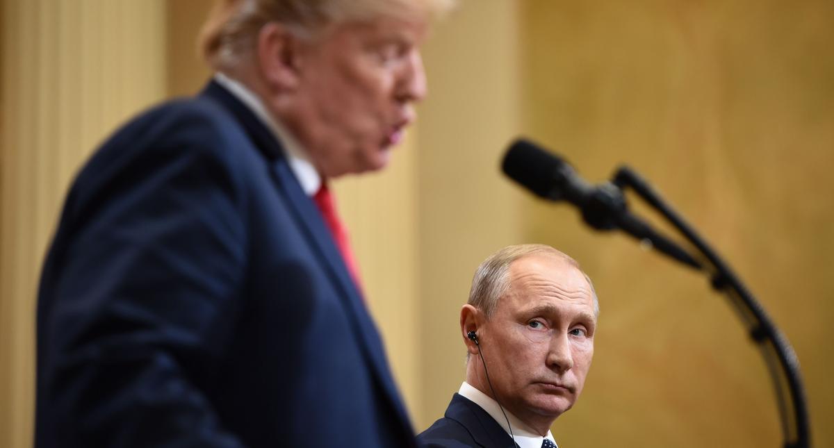 Putin zhakował Amerykę i wygrał wybory za Donalda Trumpa.