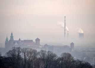 Smog zabija siedem milionów ludzi rocznie na świecie.