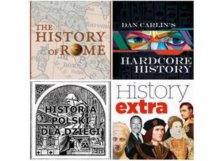 Siła podcastów o historii