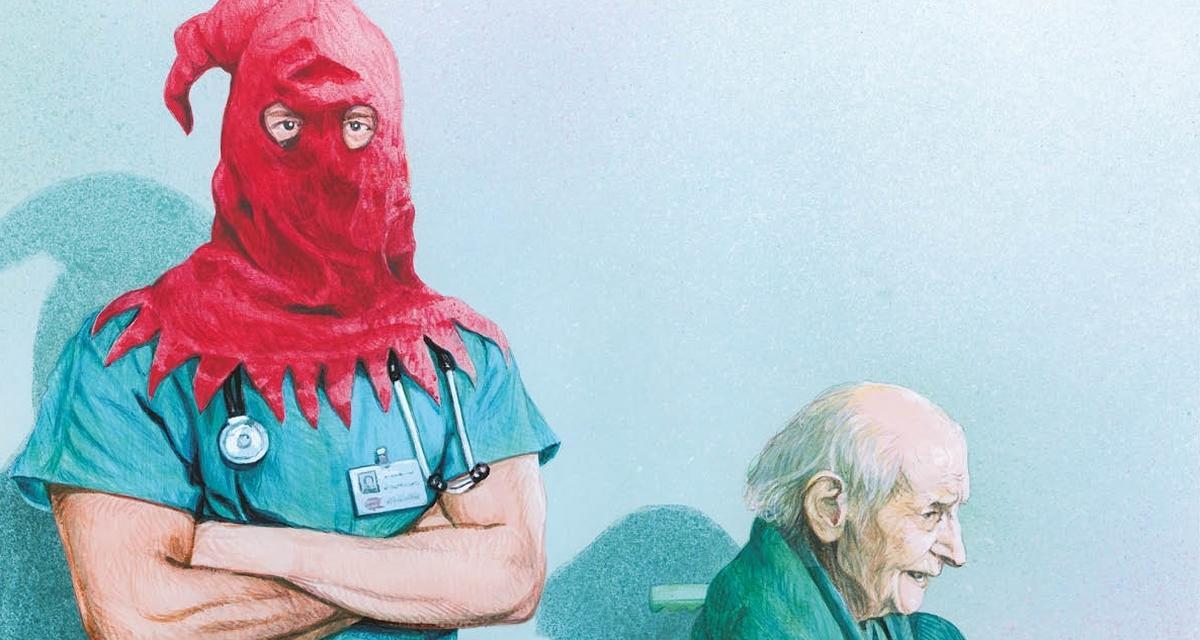 Opowieść o kłopotliwych staruszkach