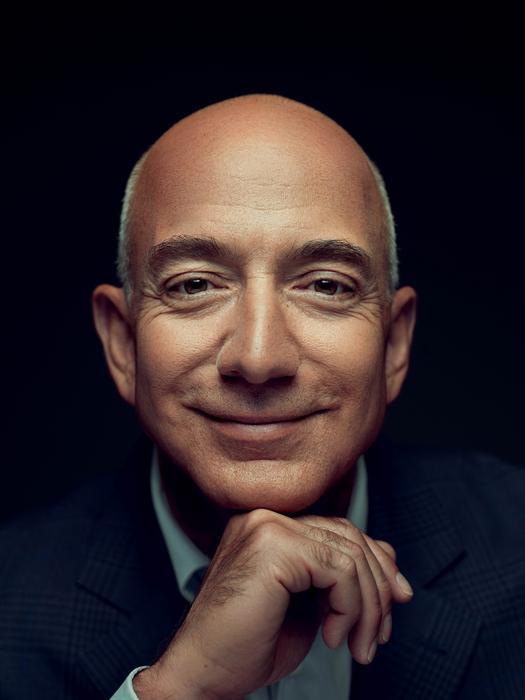 Jeff Bezos - sesja