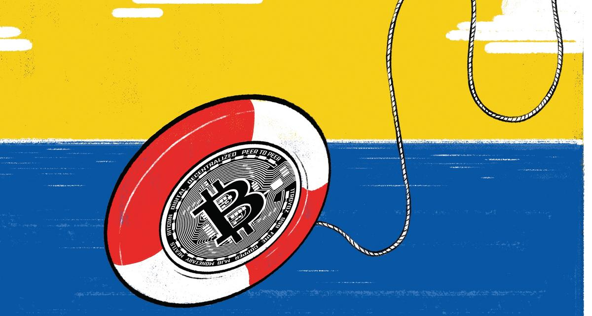 In Venezuela's Economic Crisis, Bitcoin is a Lifeline