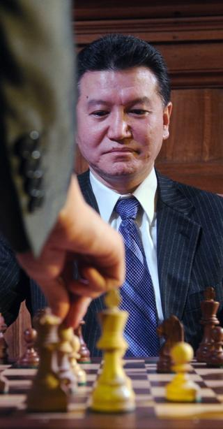 Szachista Putina