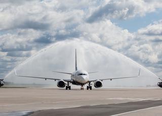 Przepędzić Ryanaira