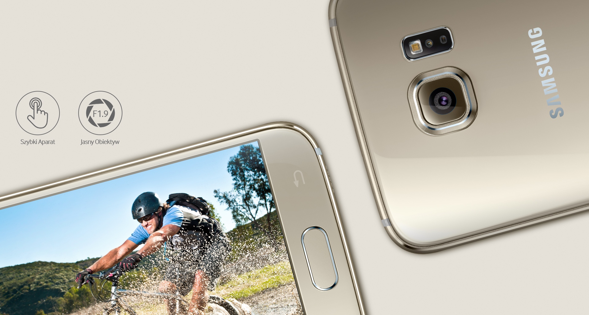 Udoskonalony aparat, lepsze zdjęcia
