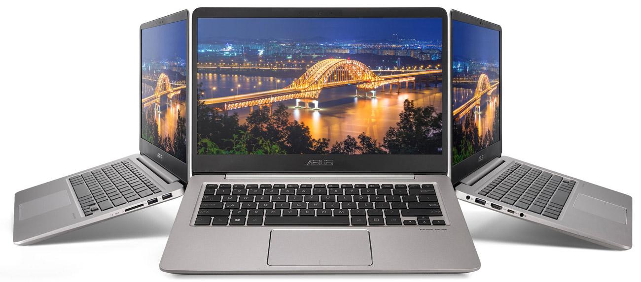 Kątwy widzenia w ASUS ZenBook UX410UA