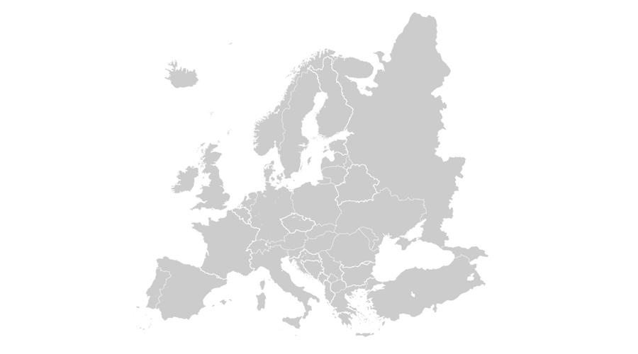 Mapy Navteq Europa Centralna 20 państw