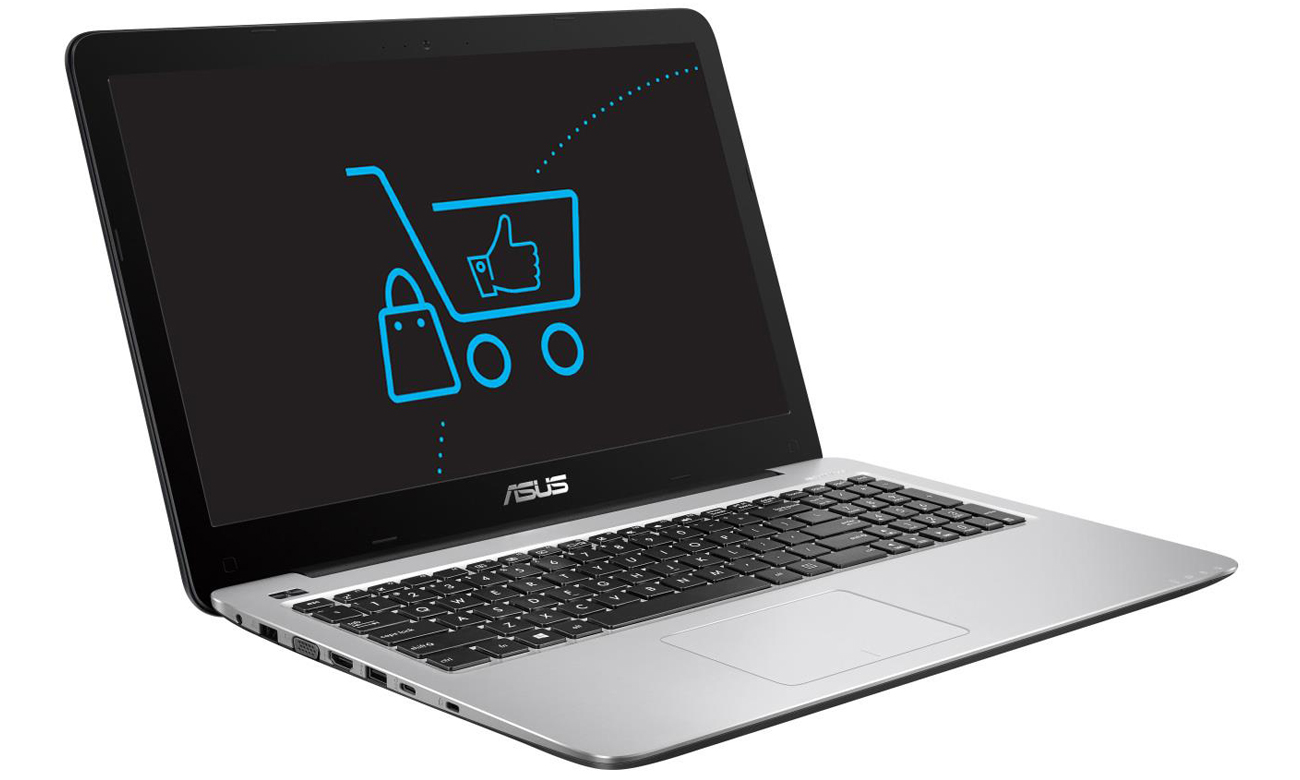 Laptop ASUS R558UQ karta graficzna NVIDIA GeForce