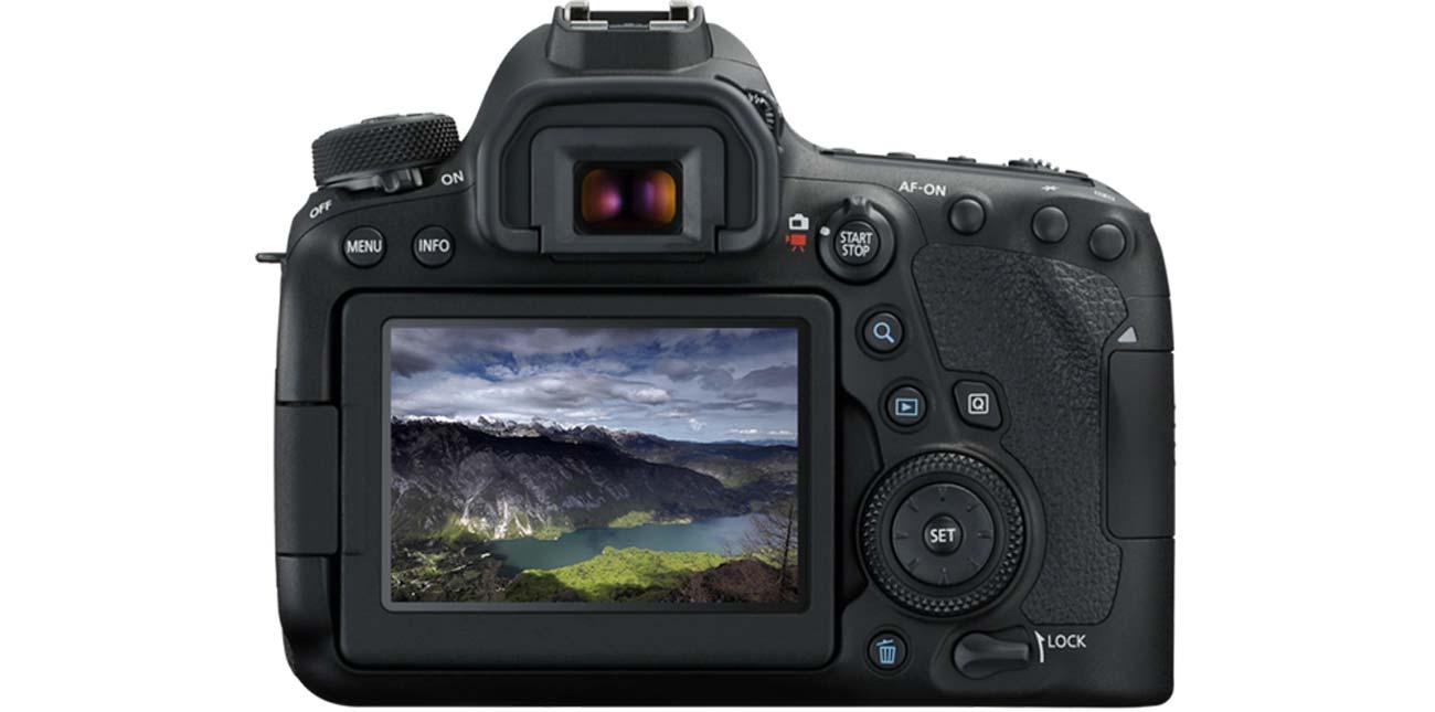 Canon EOS 6D Mark II Nagrywanie W Full HD