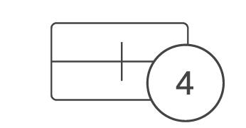 Żeliwne ruszty4 częściowe