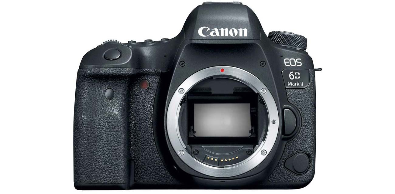 Canon EOS 6D Mark II Kluczowe Cechy