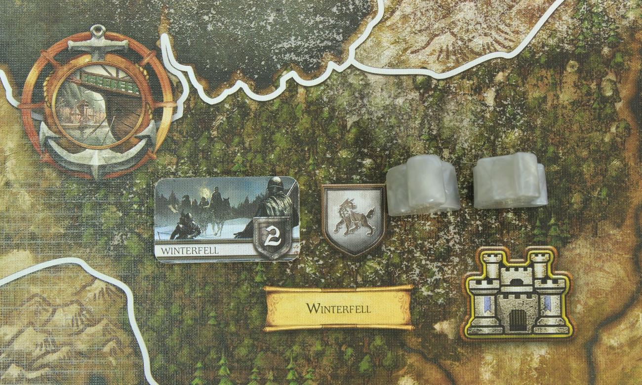 gra planszowa gra o tron 2 edycja