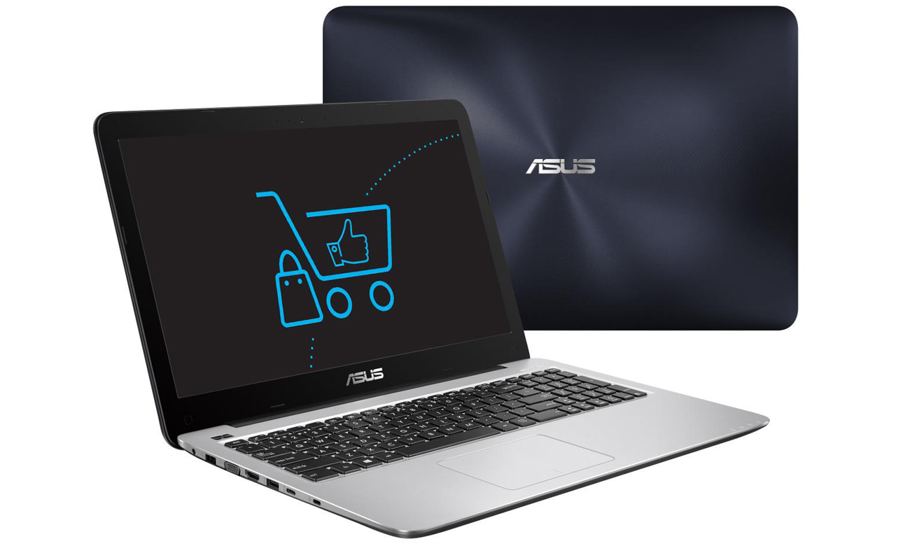 ASUS R558UQ-DM513D super hybrid engine II