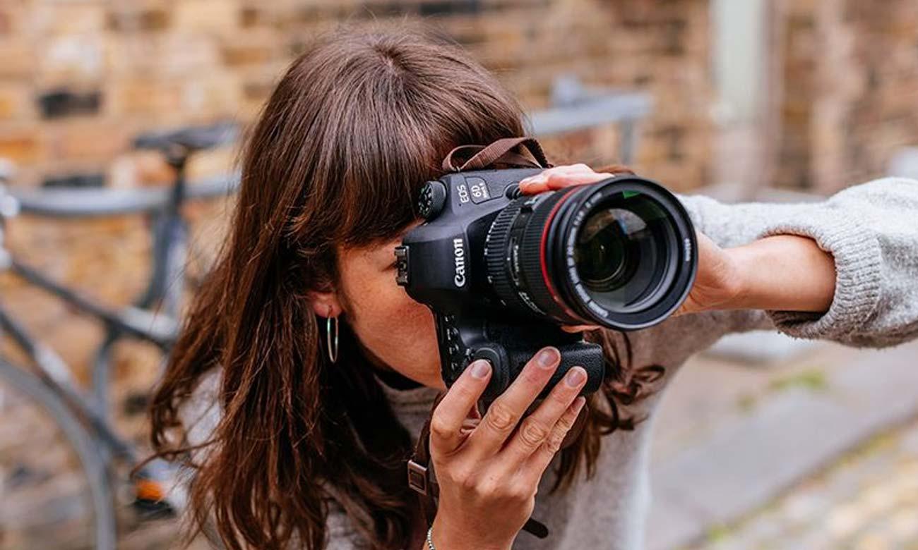 Canon EOS 6D Mark II Doskonałe Zdjęcia