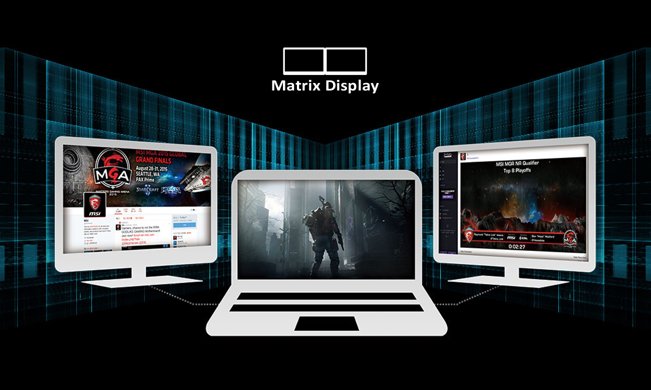 MatrixDisplay