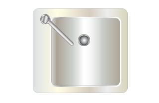 Wybierz niewielki zlewozmywak do małej kuchni i oszczędź miejsce