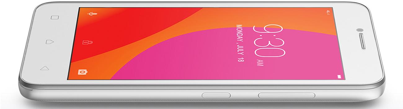 B LTE Dual SIM biały