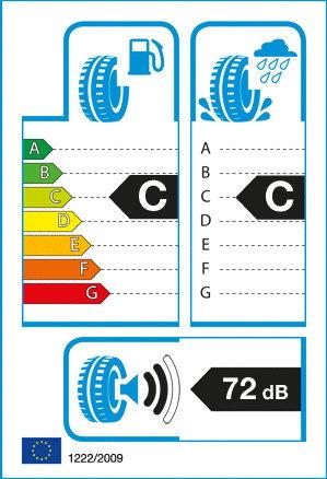Etykieta ContiWinterContact TS 850 195/65R15 91T