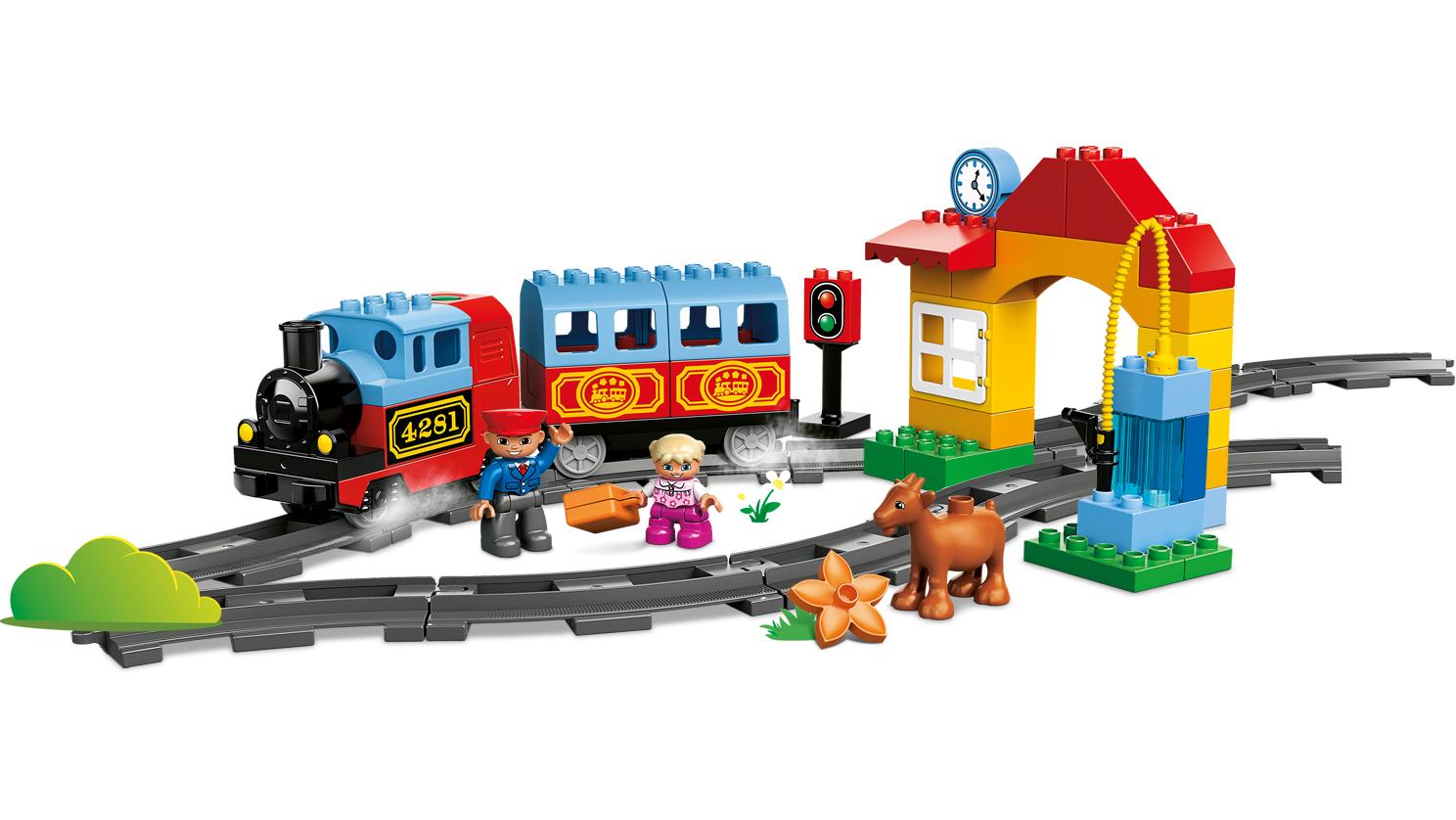 Lego Duplo Mój Pierwszy Pociąg 10507 Ceny I Opinie Na Skapiecpl