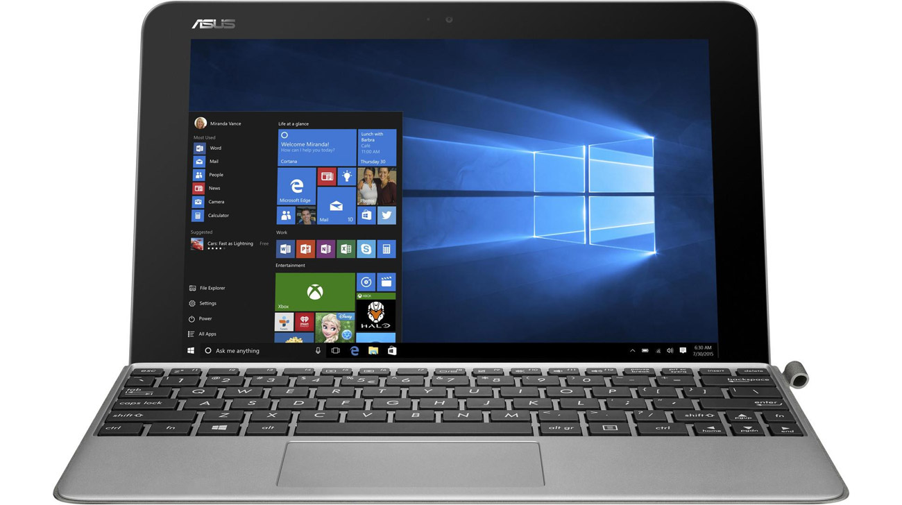 ASUS Transformer Mini T102HA klawaitura