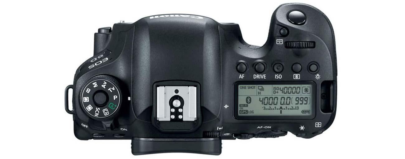 Canon EOS 6D Mark II Moduł GPS