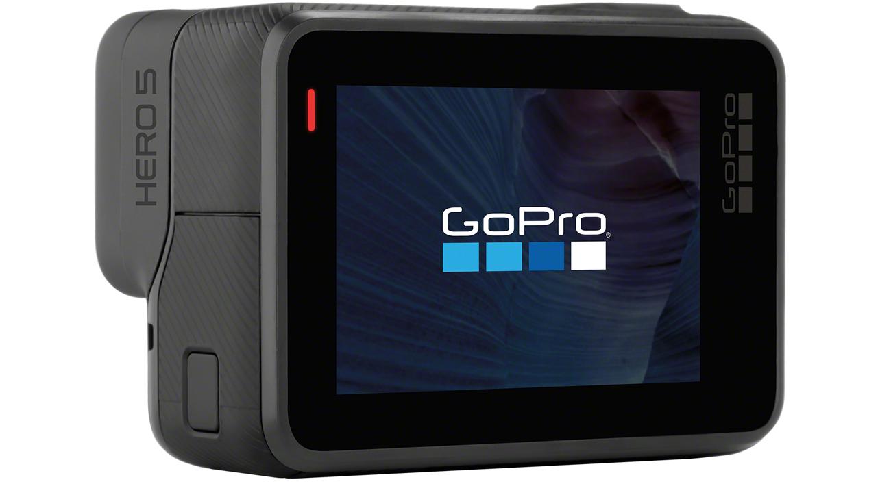 Kamera GoPro HERO5 Black Sterowana głosem