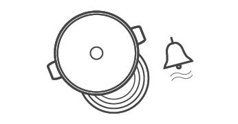 Automatyczne wykrywanie garnków