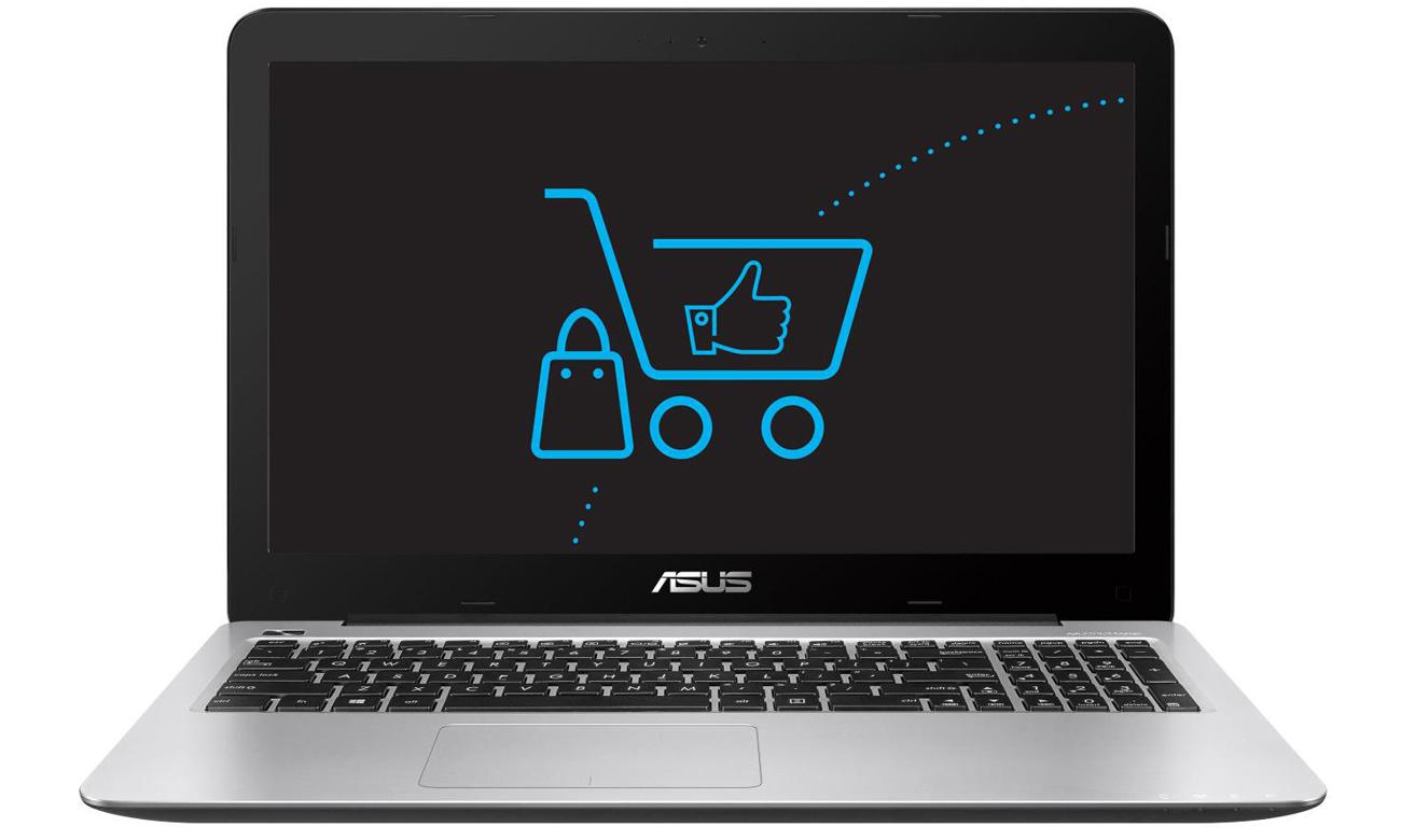 ASUS R558UQ procesor intel core i5 siódmej generacji