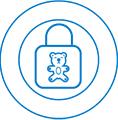 Blokada rodzicielskaBlokada chroni urządzenie przed ciekawskimi rączkami dzieci i uniemożliwia przypadkowe przerwanie prania lub zmianę jego ustawień.