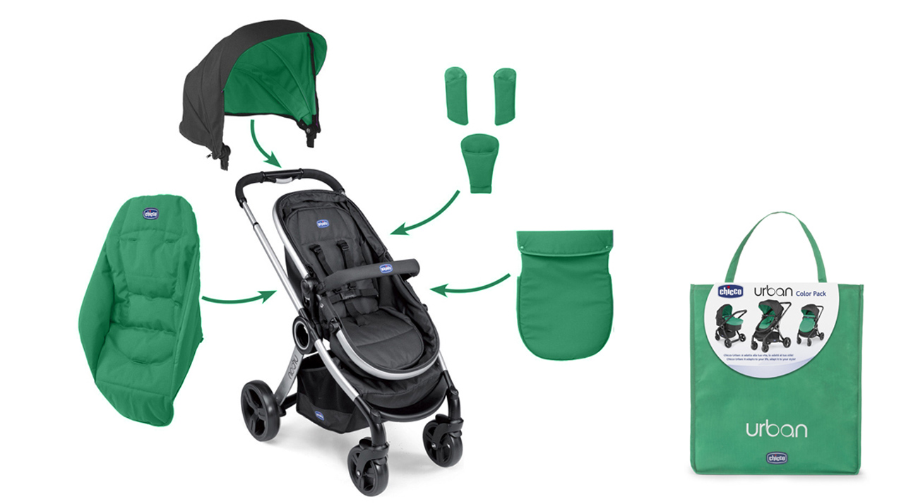 Chicco Color Pack Green Wave 07079358320000