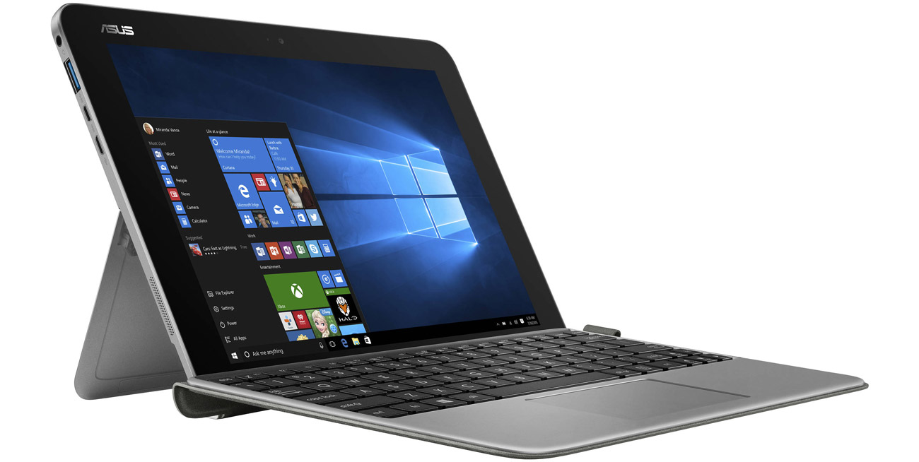 ASUS Transformer Mini T102HA wydajnosc